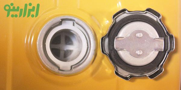 باک موتور روبین برای کمپکتور صفحه ای