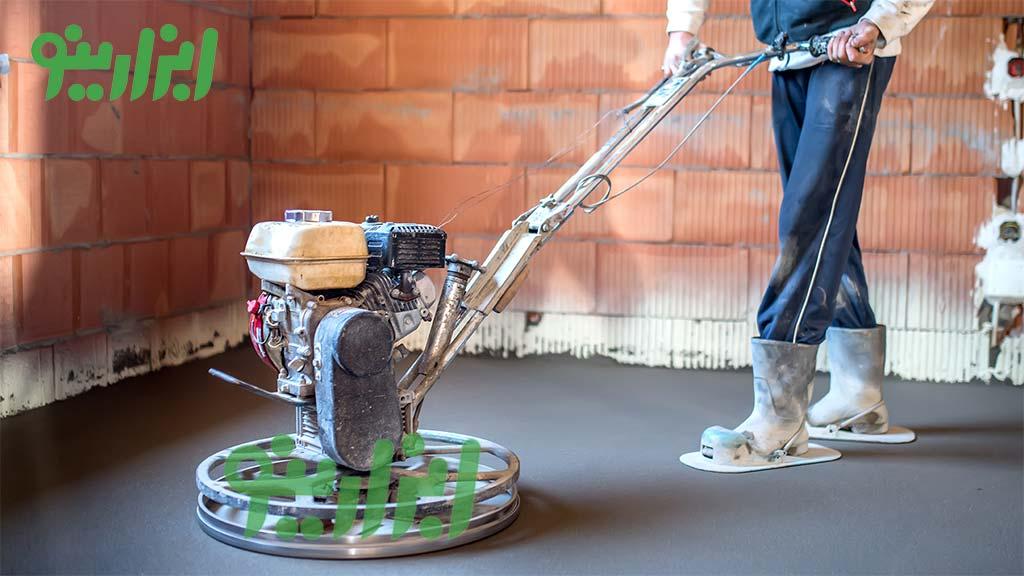 ماله پروانه ای(موتوری) 60سانت