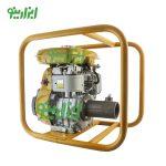 موتور ویبراتور بتن با سوخت بنزین