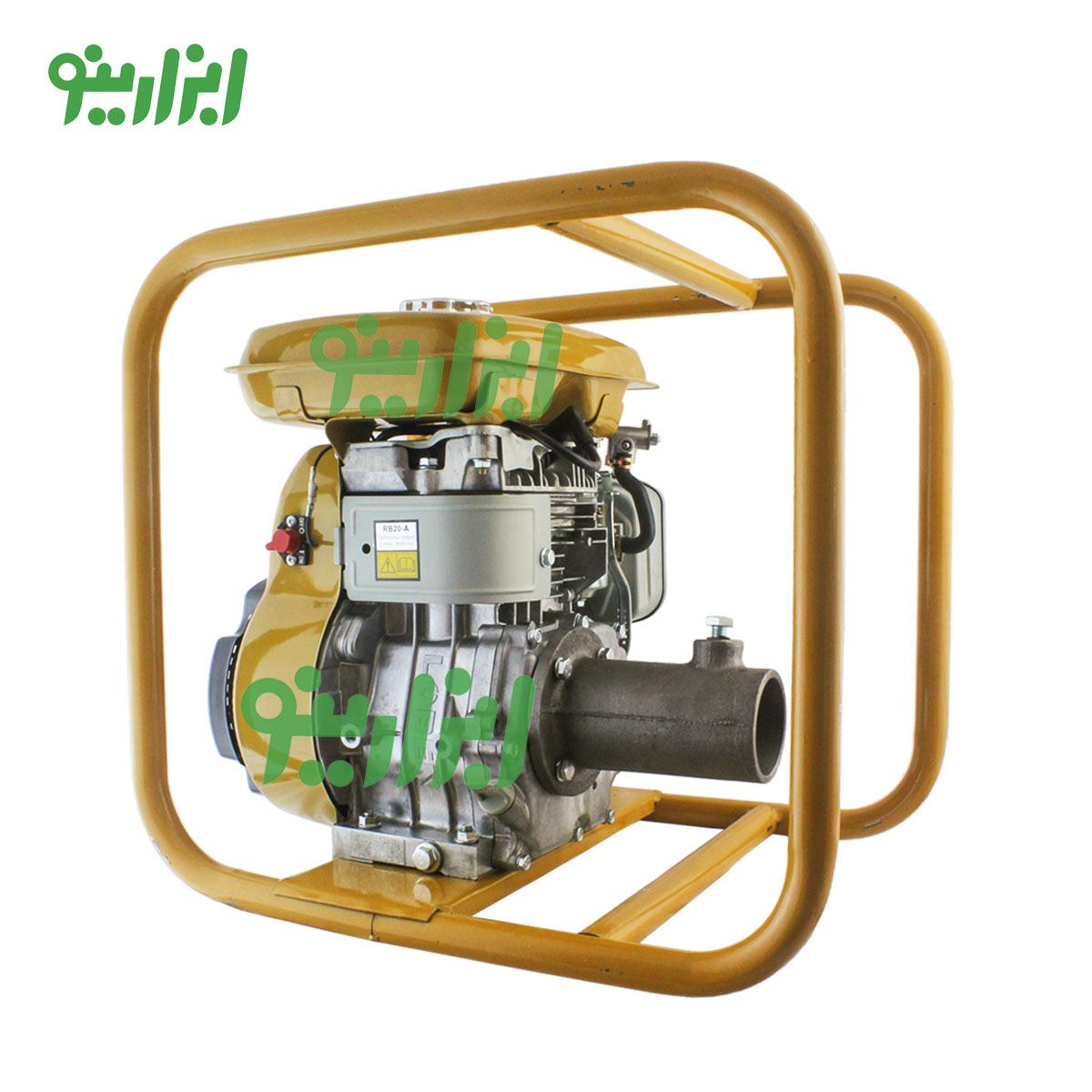 موتور ویبراتور بنزینی روبین (شاسی ثابت)