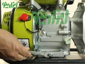 زمان مناسب برای عوض کردن روغن پمپ آب بنزینی جن پاور