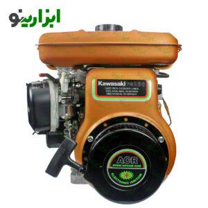موتور تک بنزینی کاوازاکی