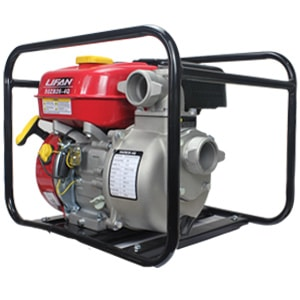 موتور پمپ آب بنزینی لیفان