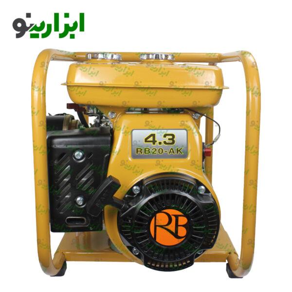 موتور پمپ آب بنزین و نفت لوبن