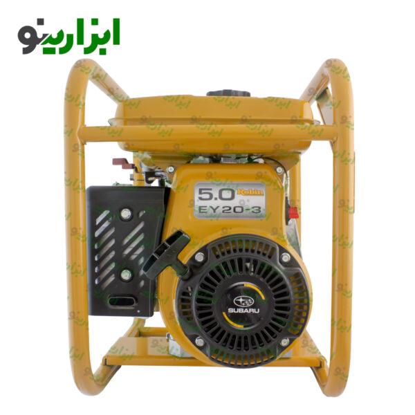 موتور پمپ آب بنزینی روبین